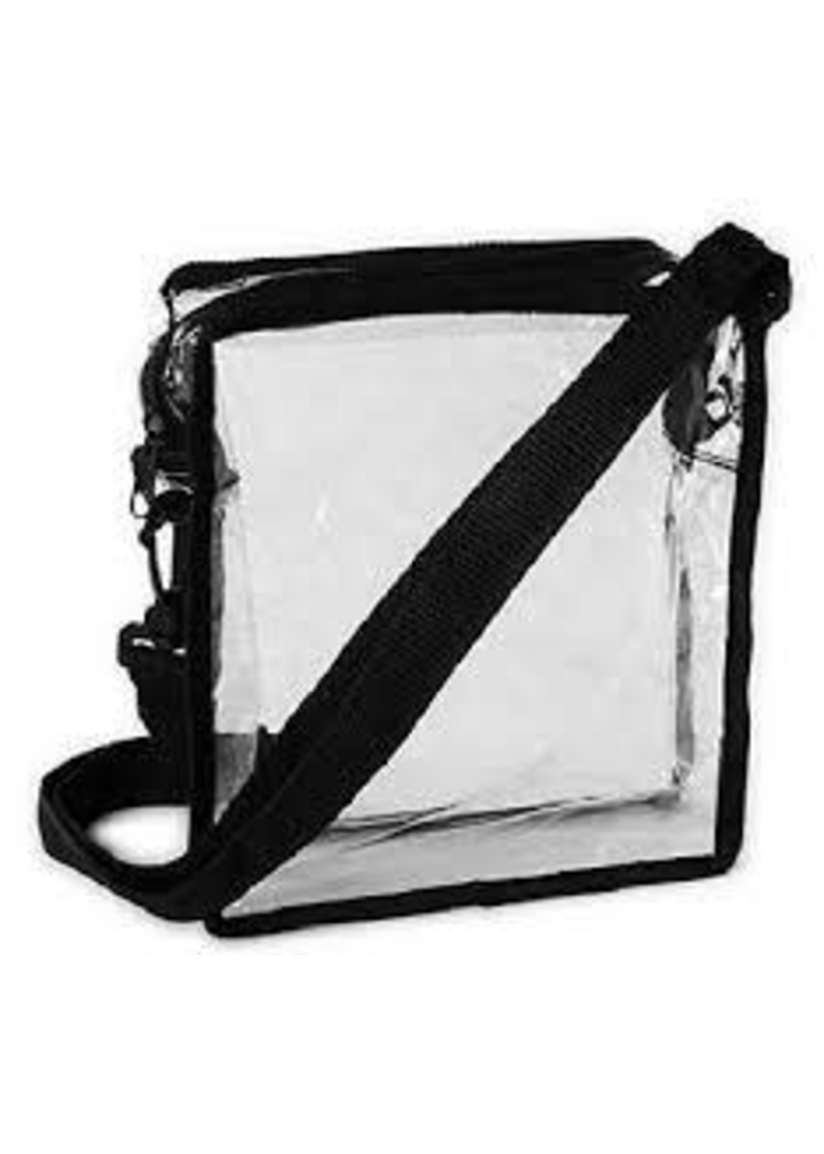 Clear & Long Cosmetic Bag