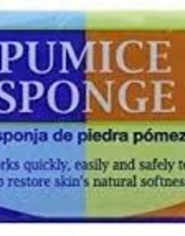 Pumice Sponge