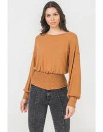 Meerkat Knit Top