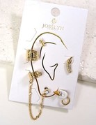 Tribal Earring Set