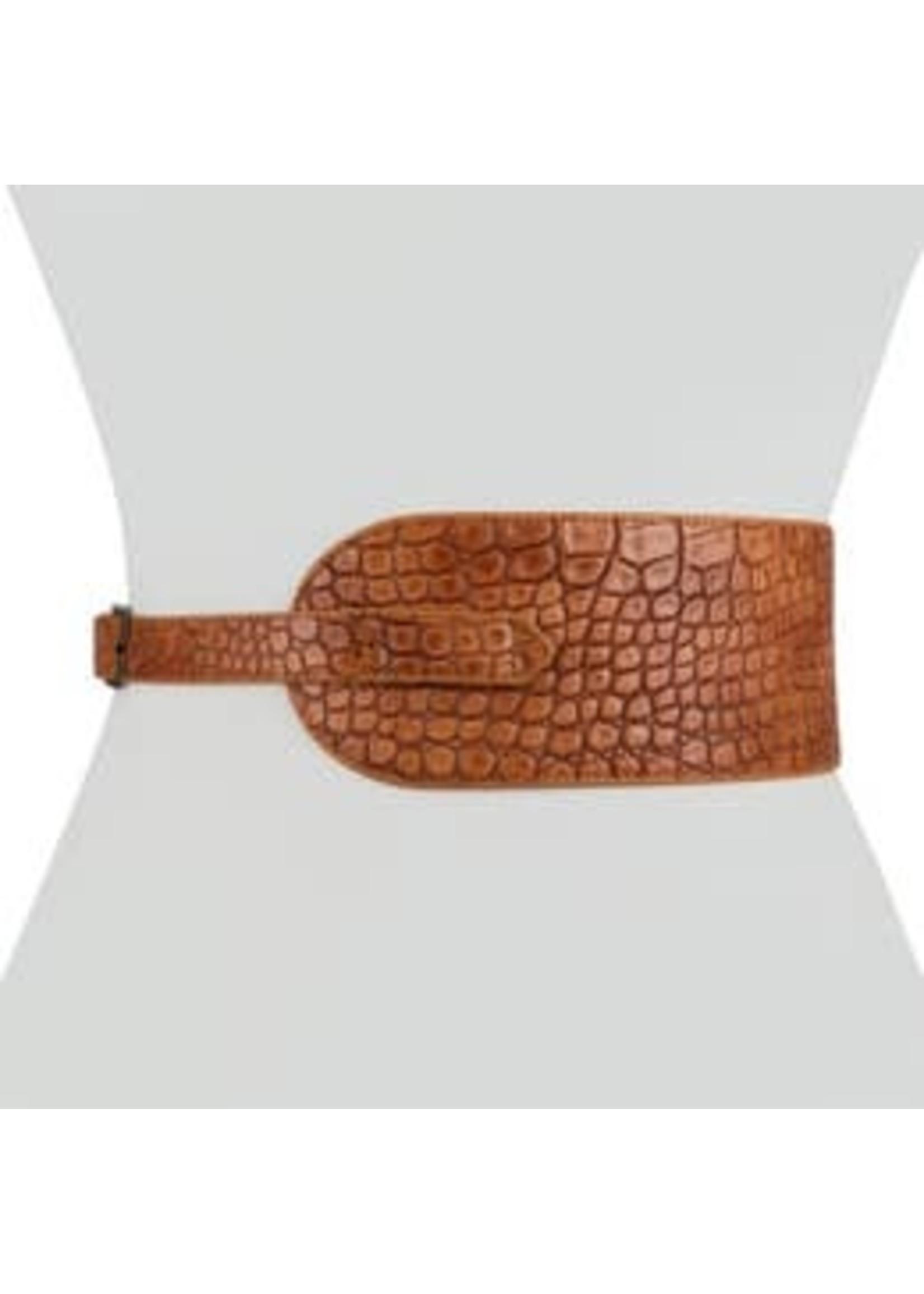 Designer Side Wide Belt
