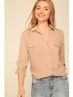 Dressy Button Down Shirt