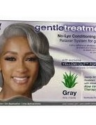 GENTLE TREATMENT RELAXER NO-LYE [GRAY]