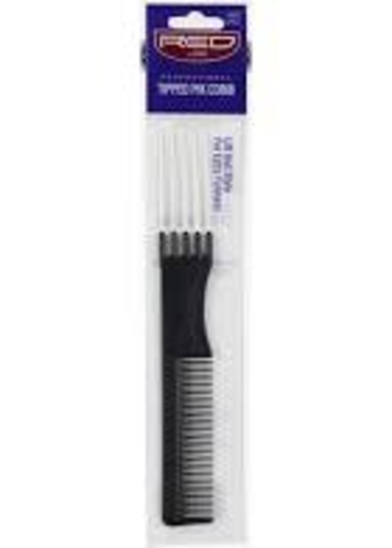 Kiss Red Tipped Pik Comb