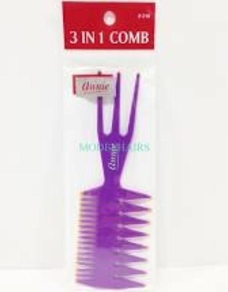 Annie Annie Comb 3 in 1