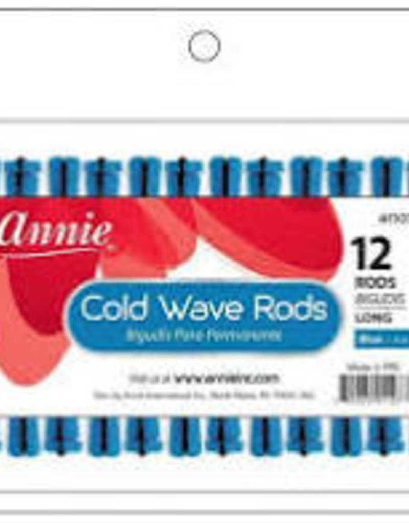 Annie Cold Rods Blue Long