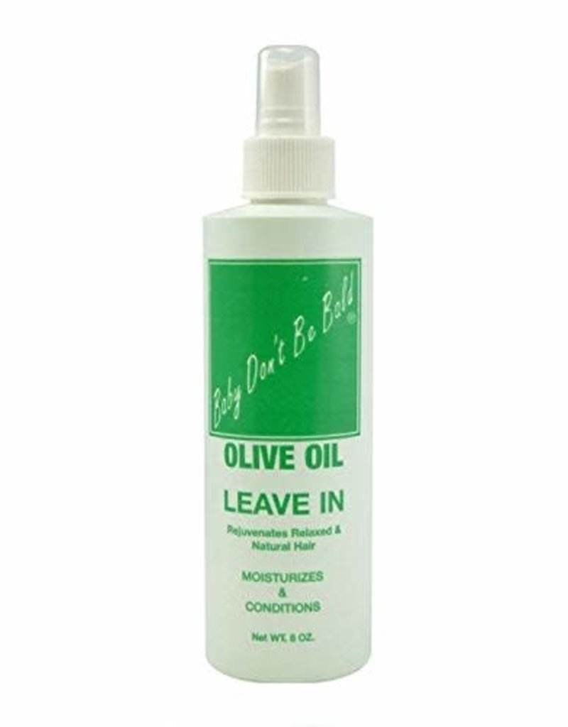 BABY DONT BE BALD [OLIVE OIL] LEAVE IN