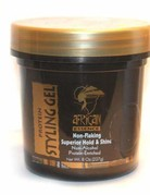 AFRICAN ESSENCE STYLING GEL [BLACK PROTEIN]