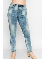 Acid Colored Jeans (Plus)