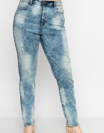 Acid Colored Jeans (Plus)