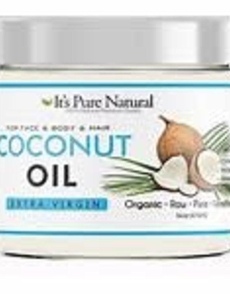 It's Pure Natural Coconut Oil 16oz