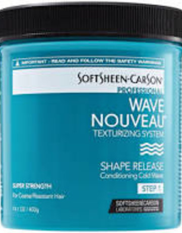 Wave Nouveau Texturizing System Shape Release (Super) 14.1oz