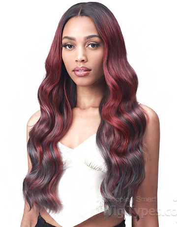 Lace Front - Rosewood 1B