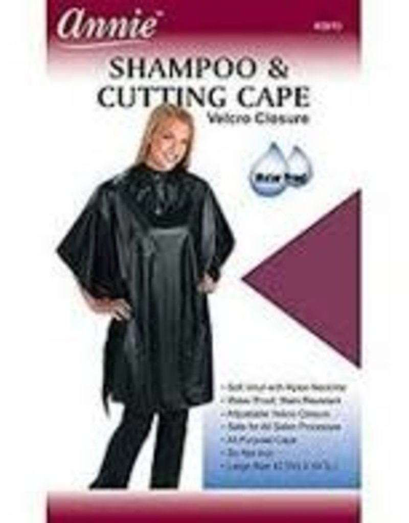 Annie Shampoo & Cutting Cape Assort