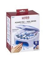 KISS POWER NAIL FILE DELUXE