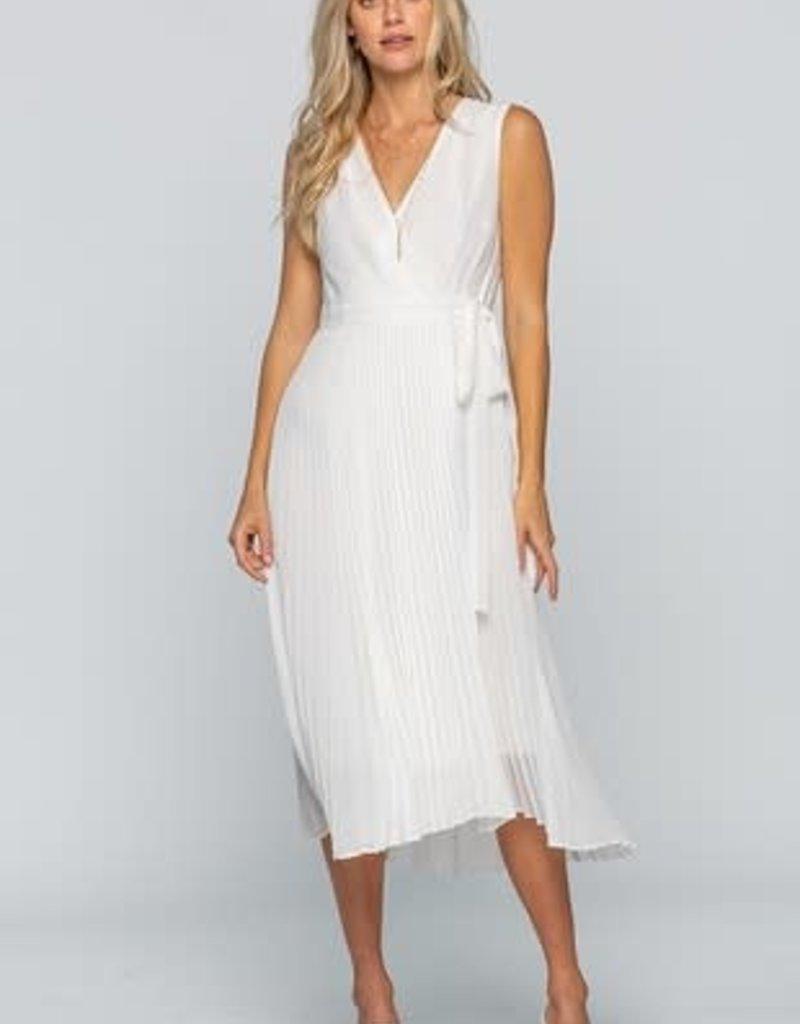 Classic Sleeveless Dress