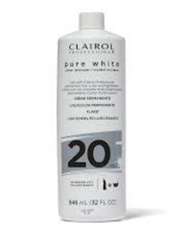Clairol Professional Pure White 20 Creme Developer