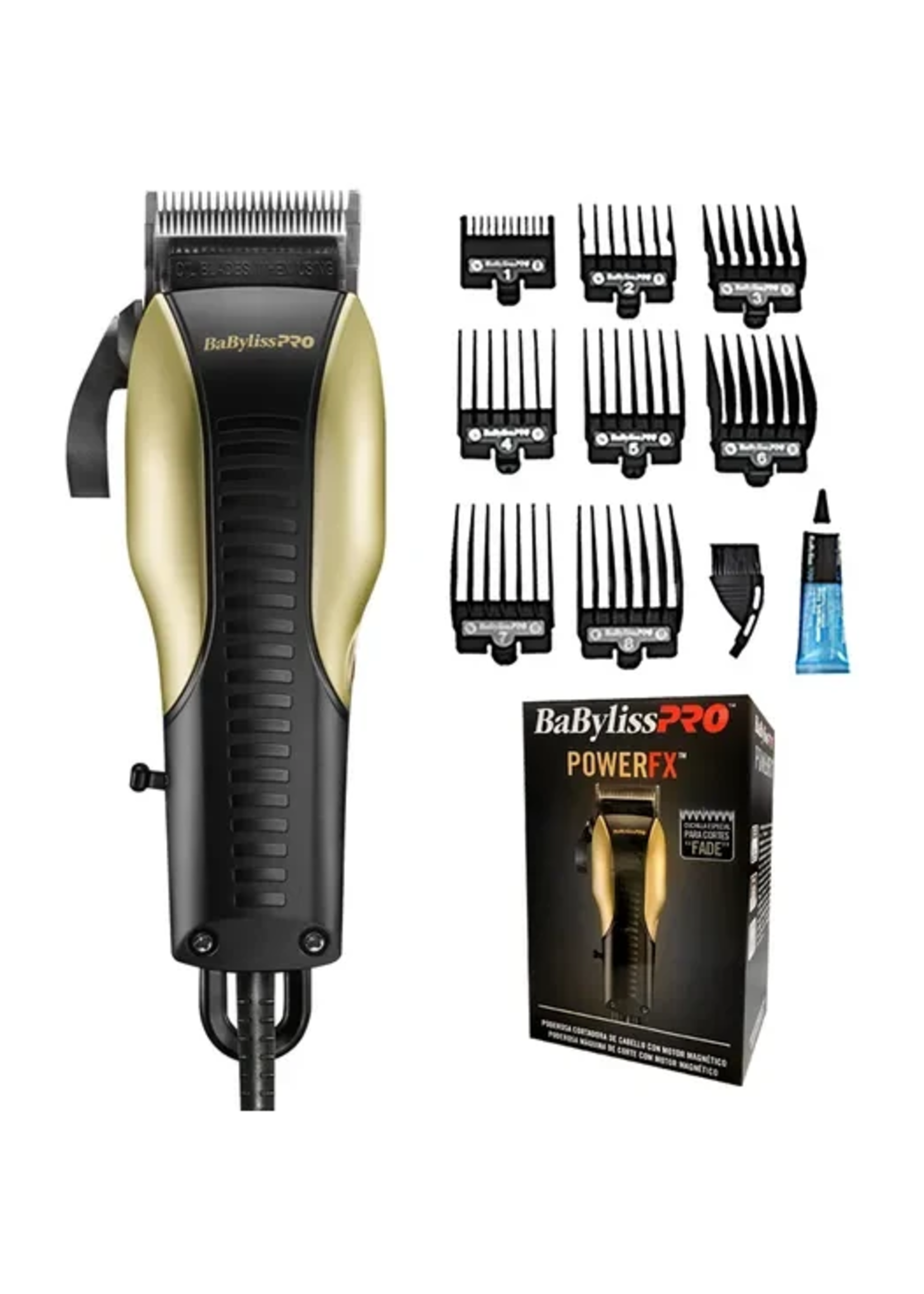 BaByliss Pro Power FX810 Powerful Magnetic Clipper