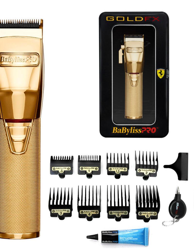 Gold FX Babybliss Pro Clipper