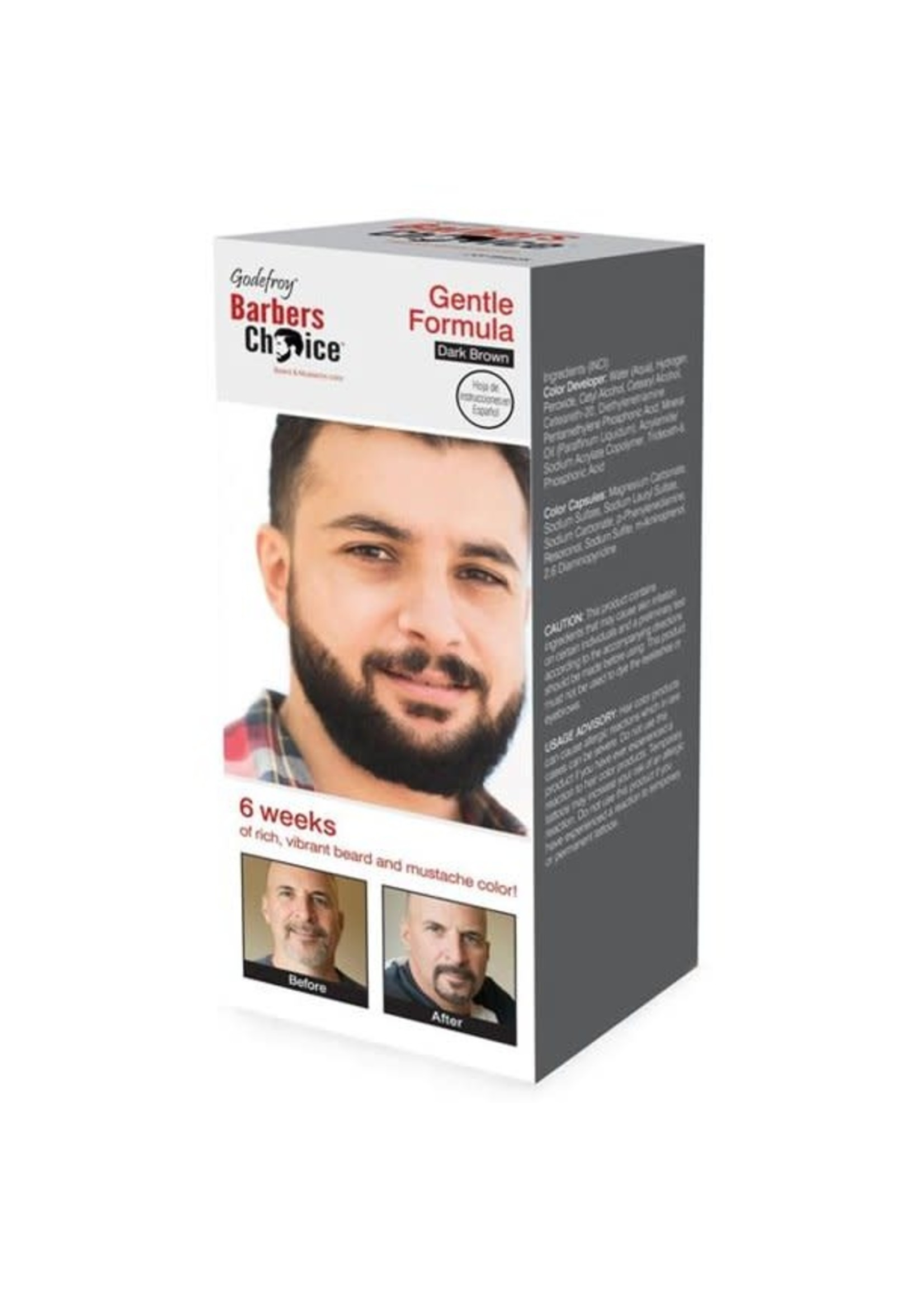 Barber's Choice Men's Hair Color