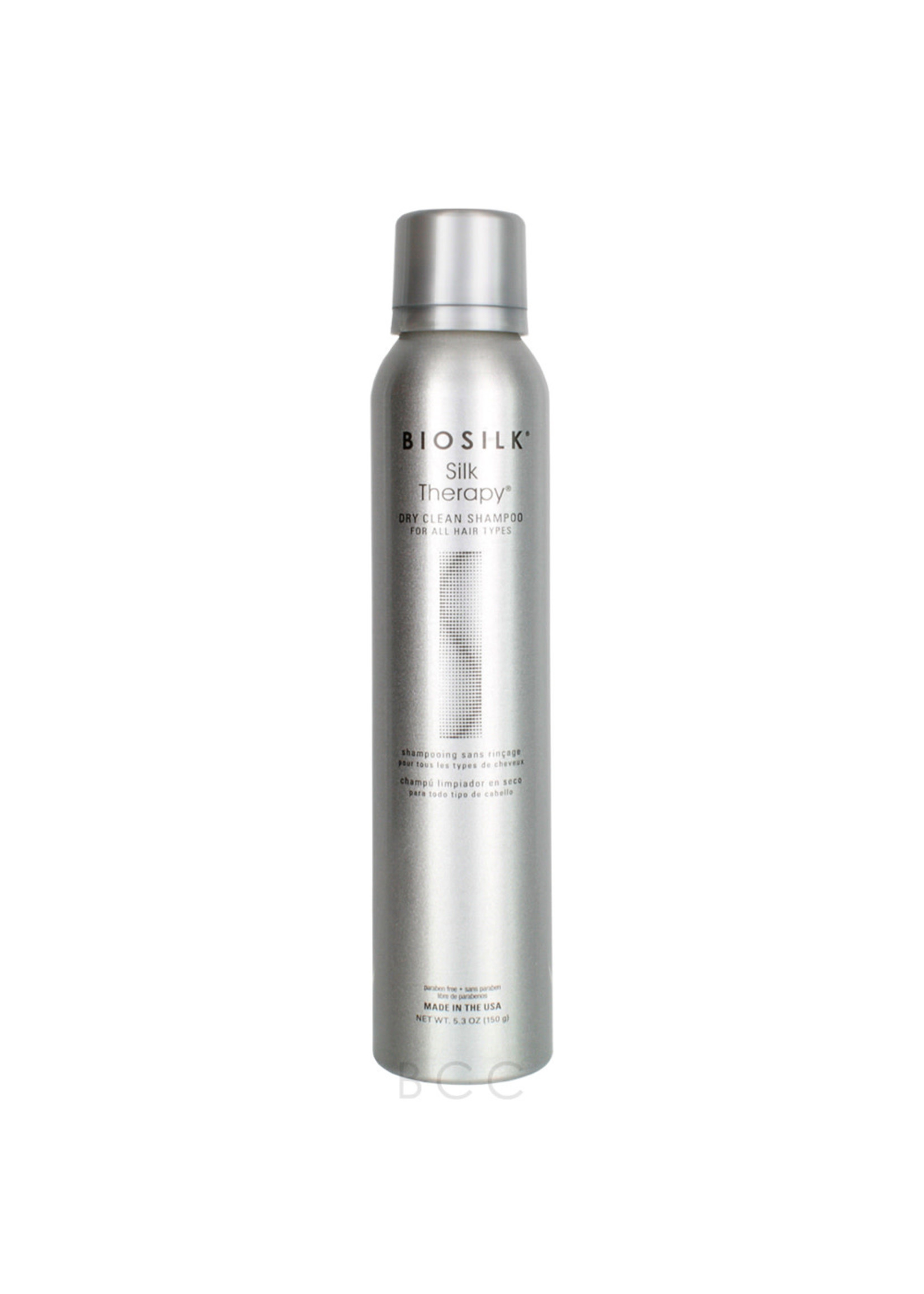 Biosilk Silk Therapy Dry Clean Shampoo