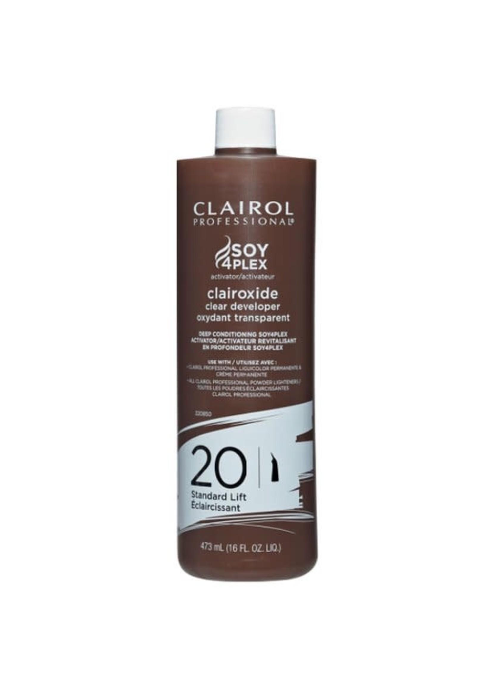 Clairol Clairoxide Clear 20 Developer