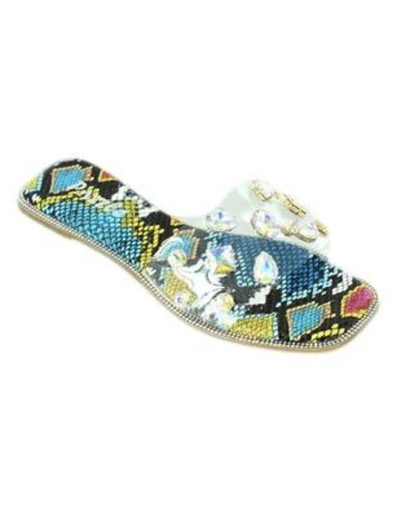 Poppin Slip On Sandals