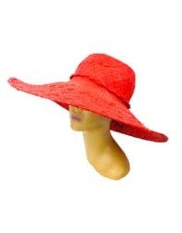 """Dyni Straw Hat 6"""""""