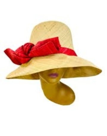 Carrie Straw Hat