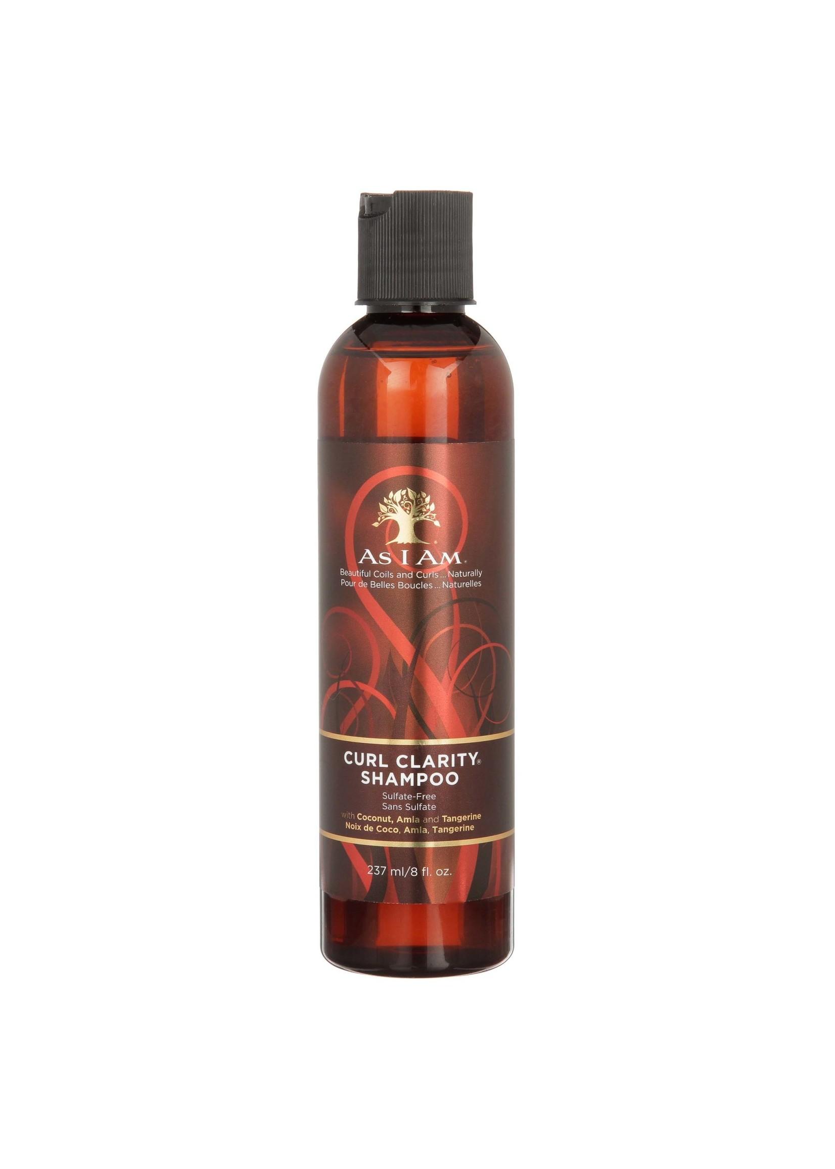 As I Am Clarity Shampoo 16oz