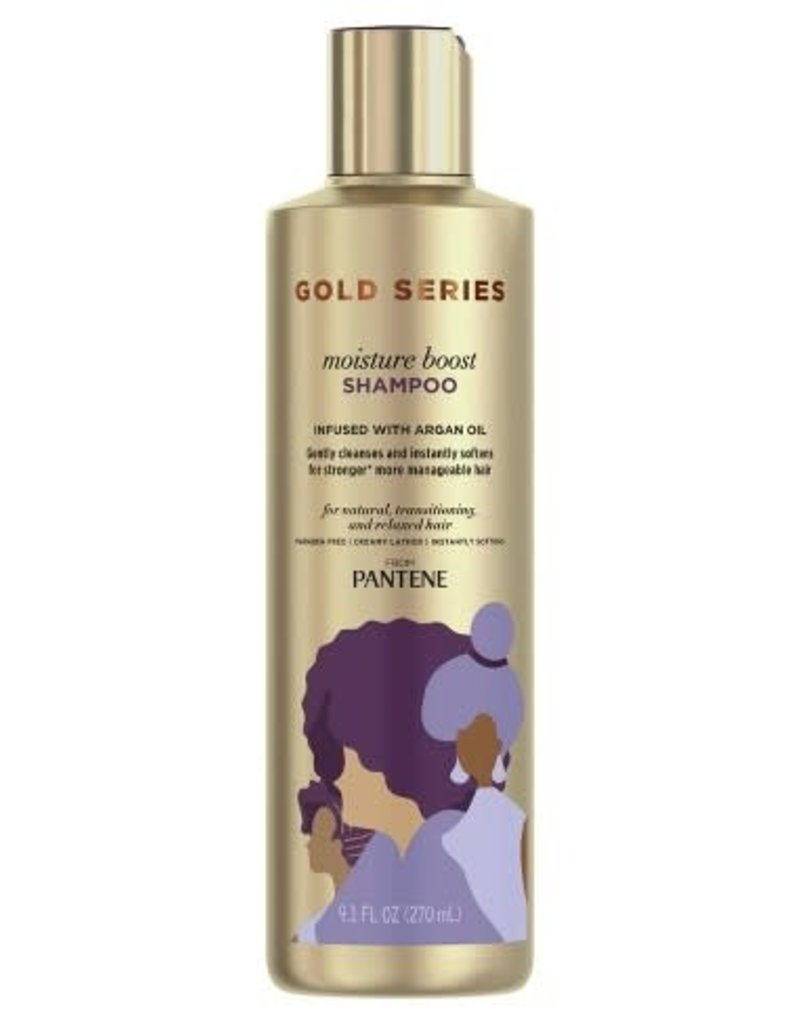 Pantene Gold Moist Boost Shampoo 9.1