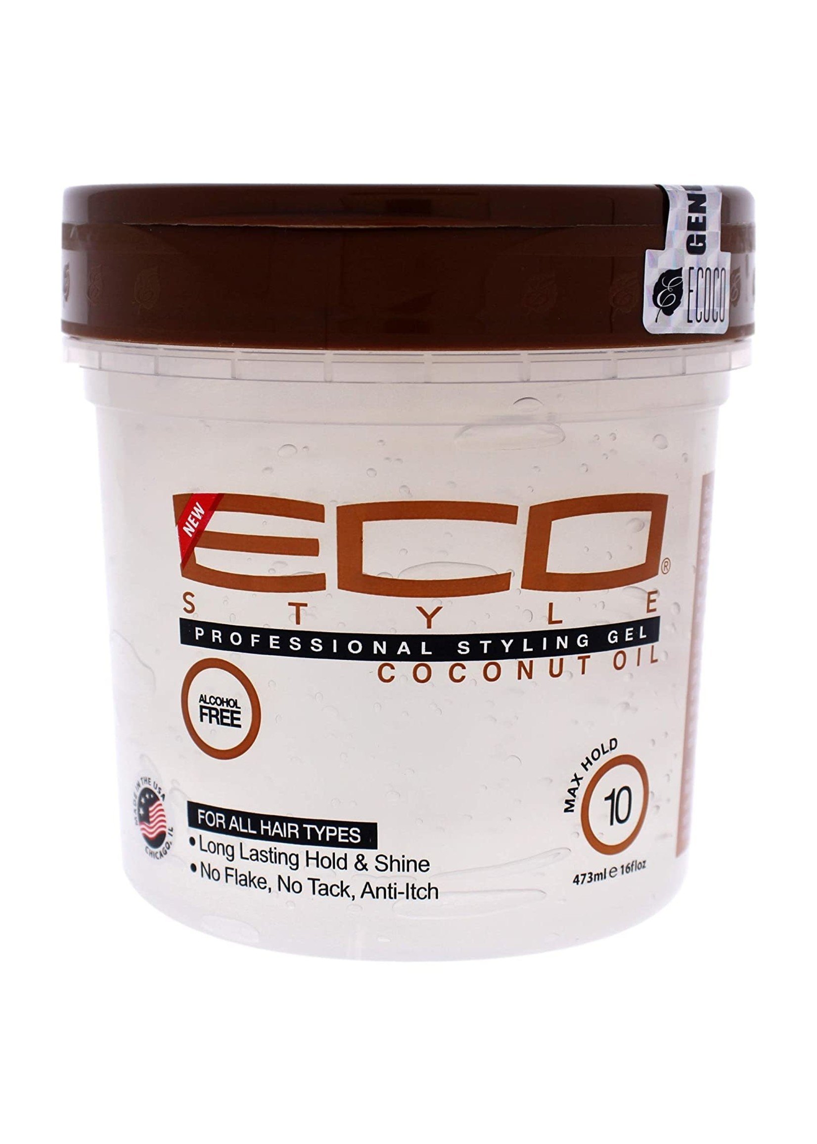 Eco Styling Gel Coconut 16oz