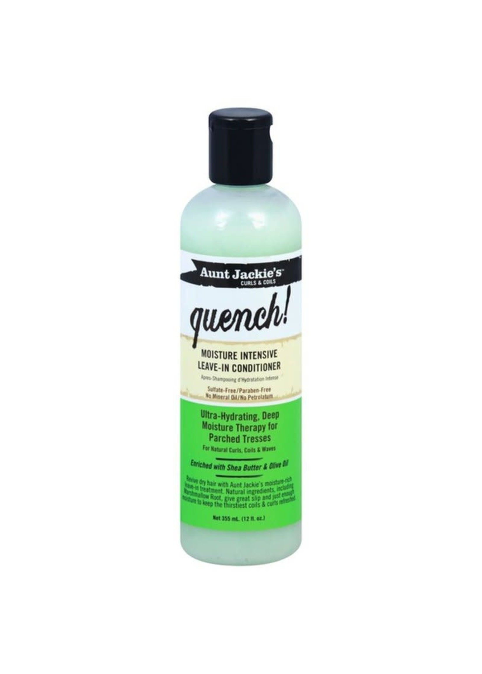 Aunt Jackie's Quench Moisture Leave-In