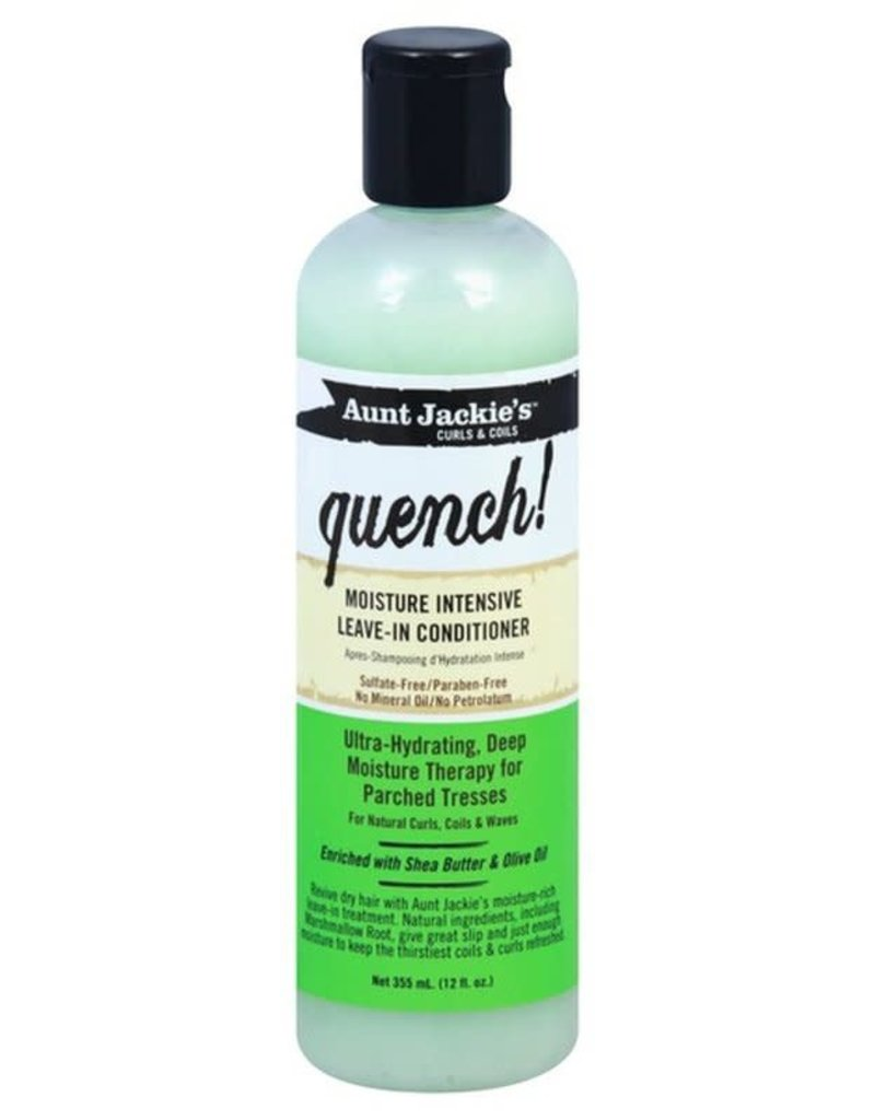 Aunt Jackies Quench Moisture Leave-In