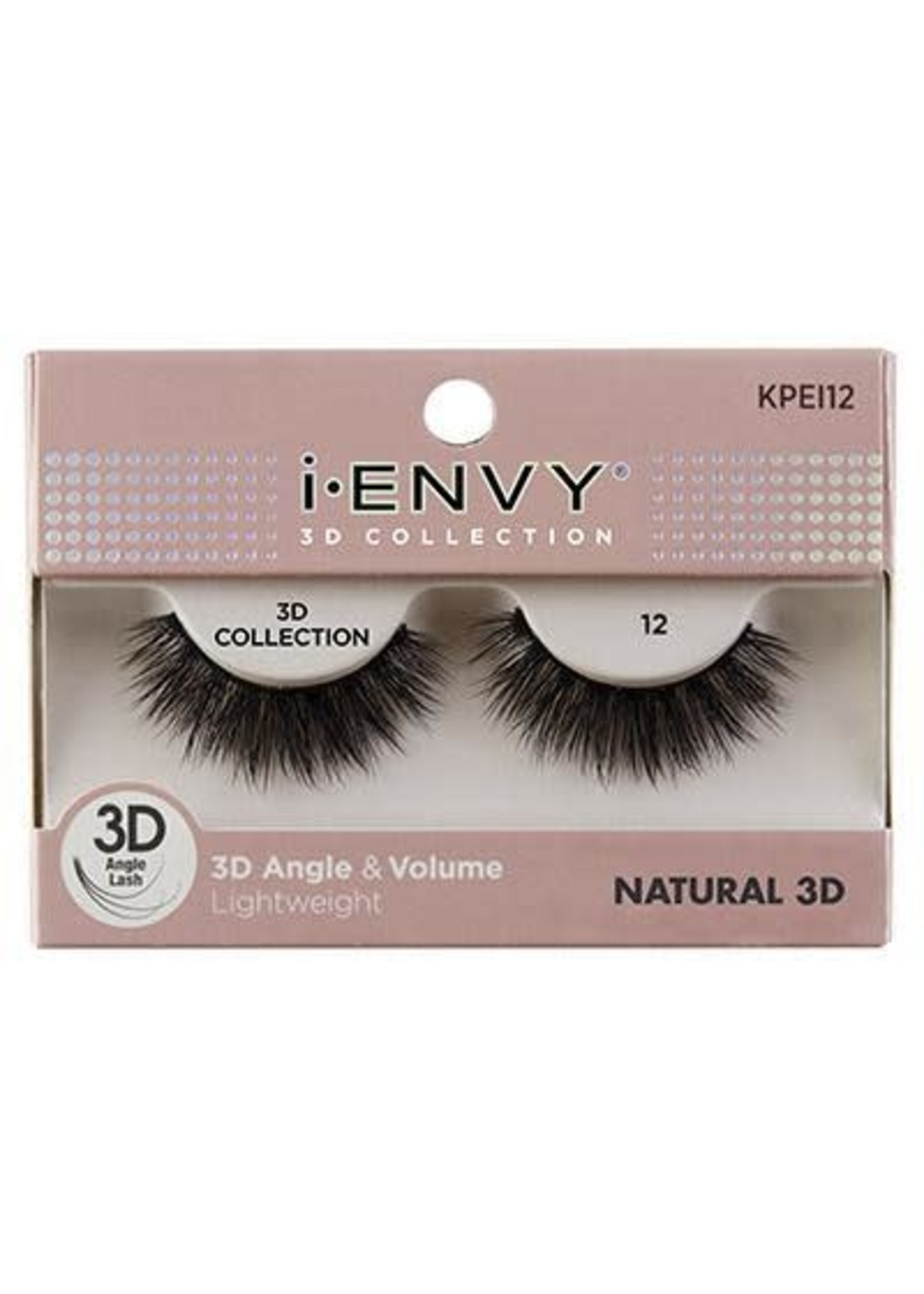 iEnvy 3D Angle & Volume