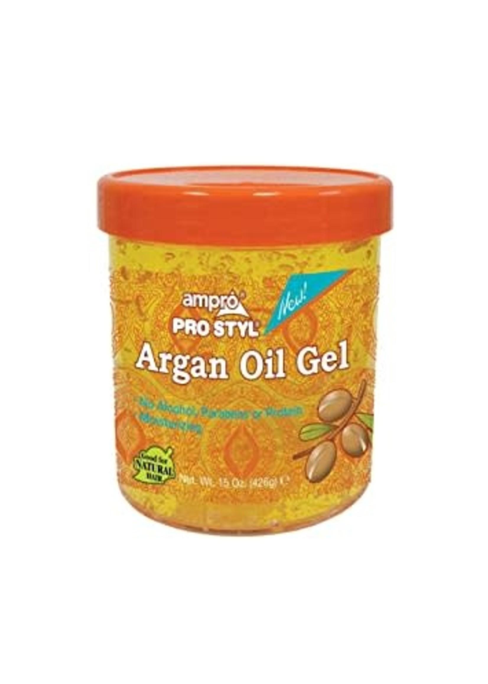 Ampro Argan Oil Gel 15oz