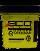 Eco Styling Gel [Black Castor & Flaxseed Oil]  8oz.