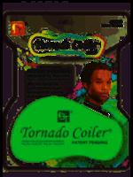 Tornado Coiler Mini Lime Green