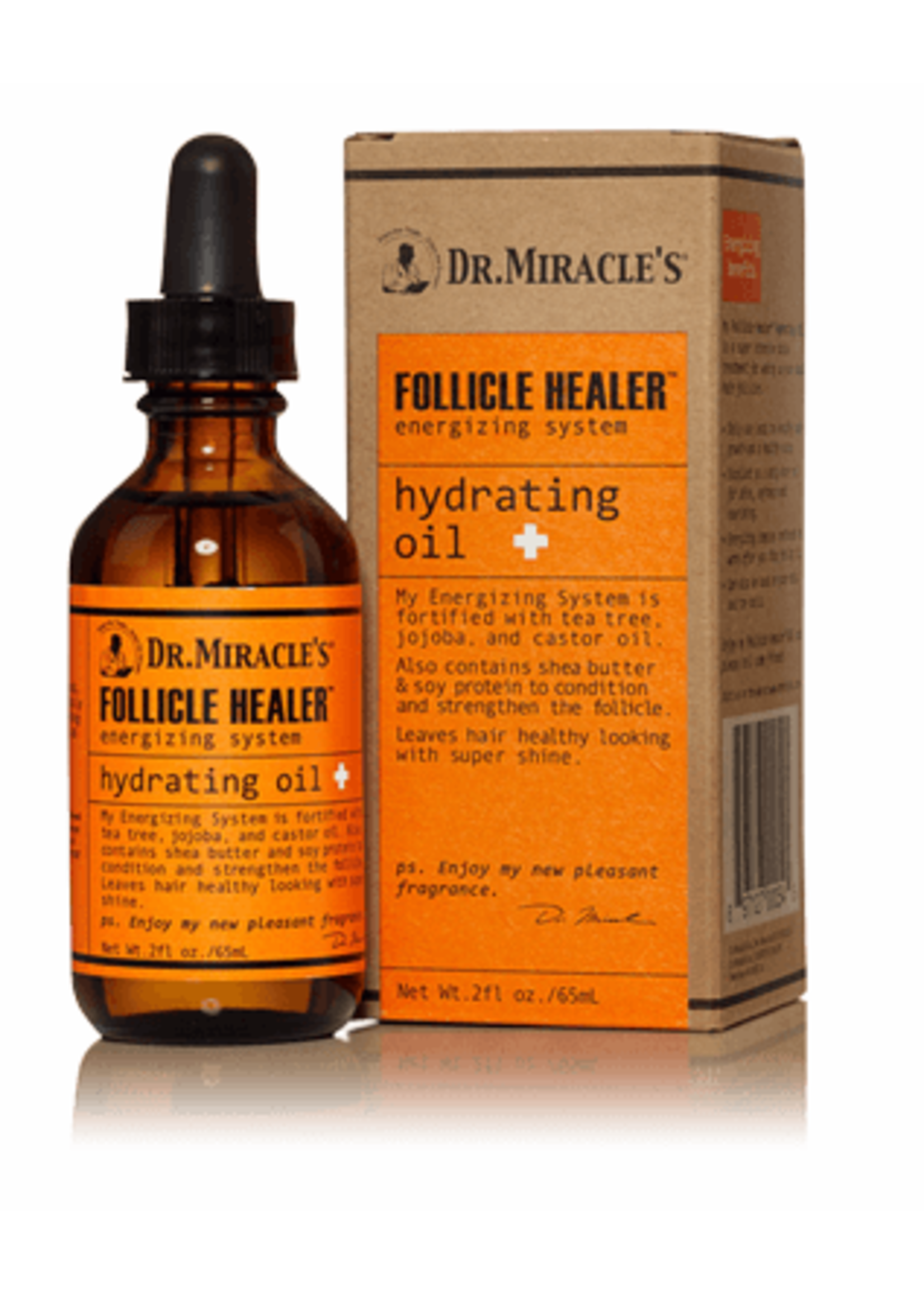 Dr. Miracles Follicle Healer Hydrating Oil