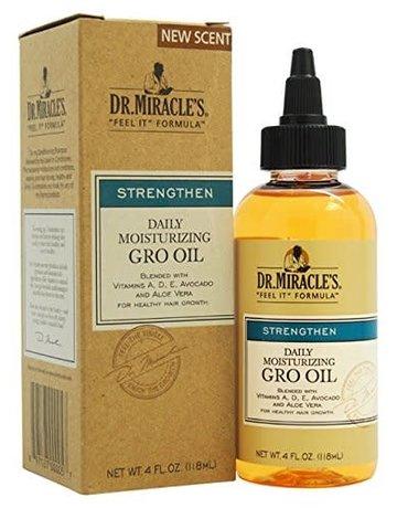 Dr. Miracles Moisturizing Gro Oil