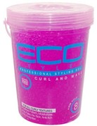 Eco Styling Gel Pink Curl & Wave 5lb