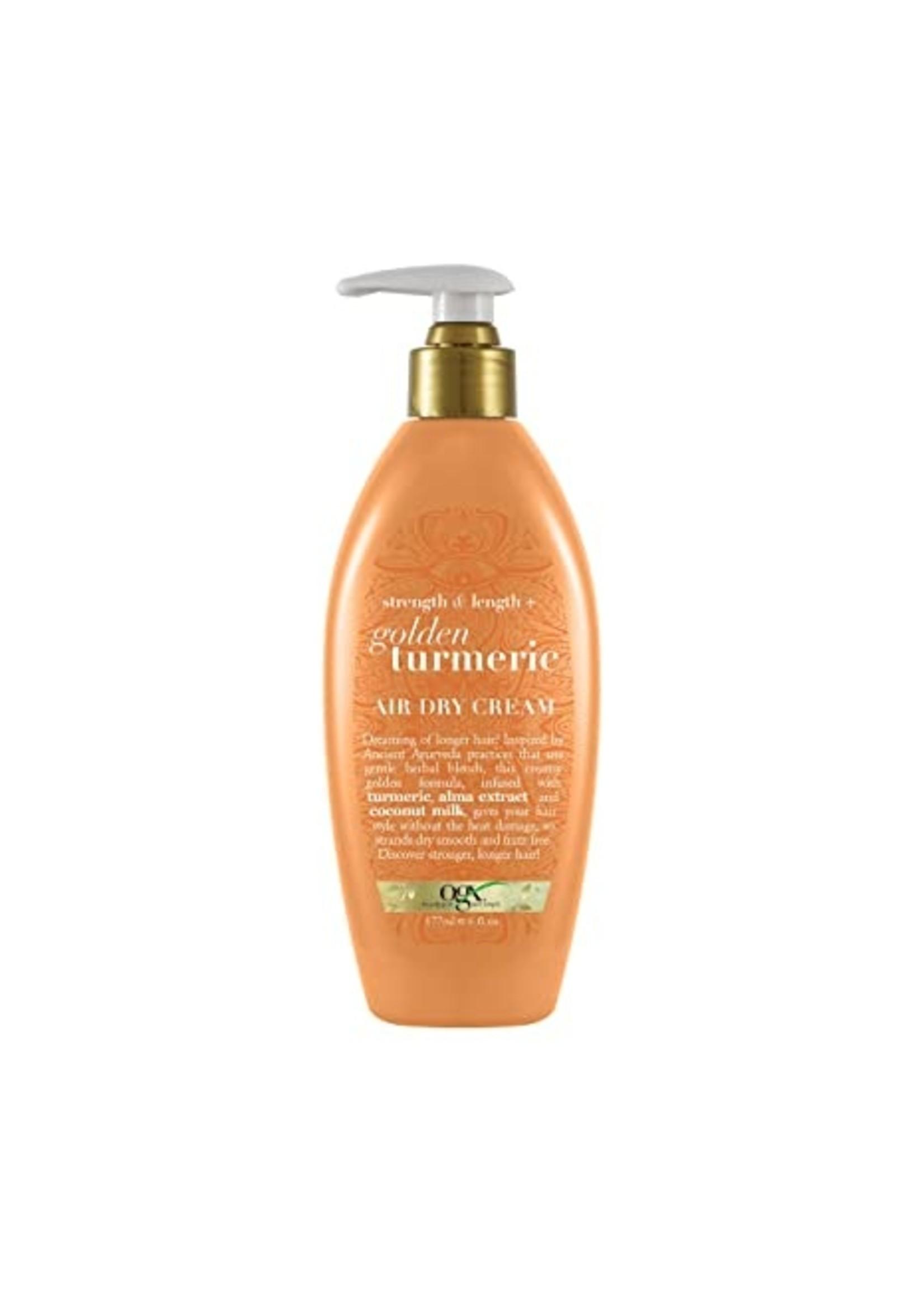 OGX Golden Turmeric Air Dry Cream 6