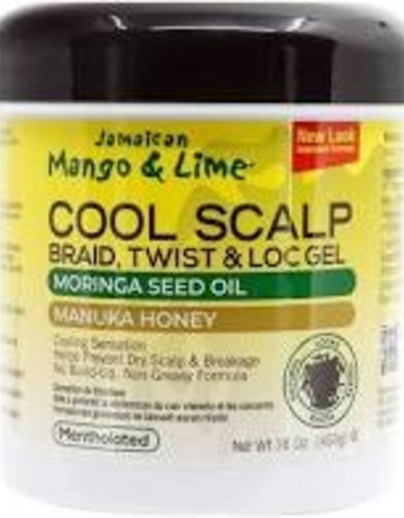 Jam. & N/ Lime NO MORE ITCH COOL SCALP BRAID TWIST&LOCK GEL 16oz
