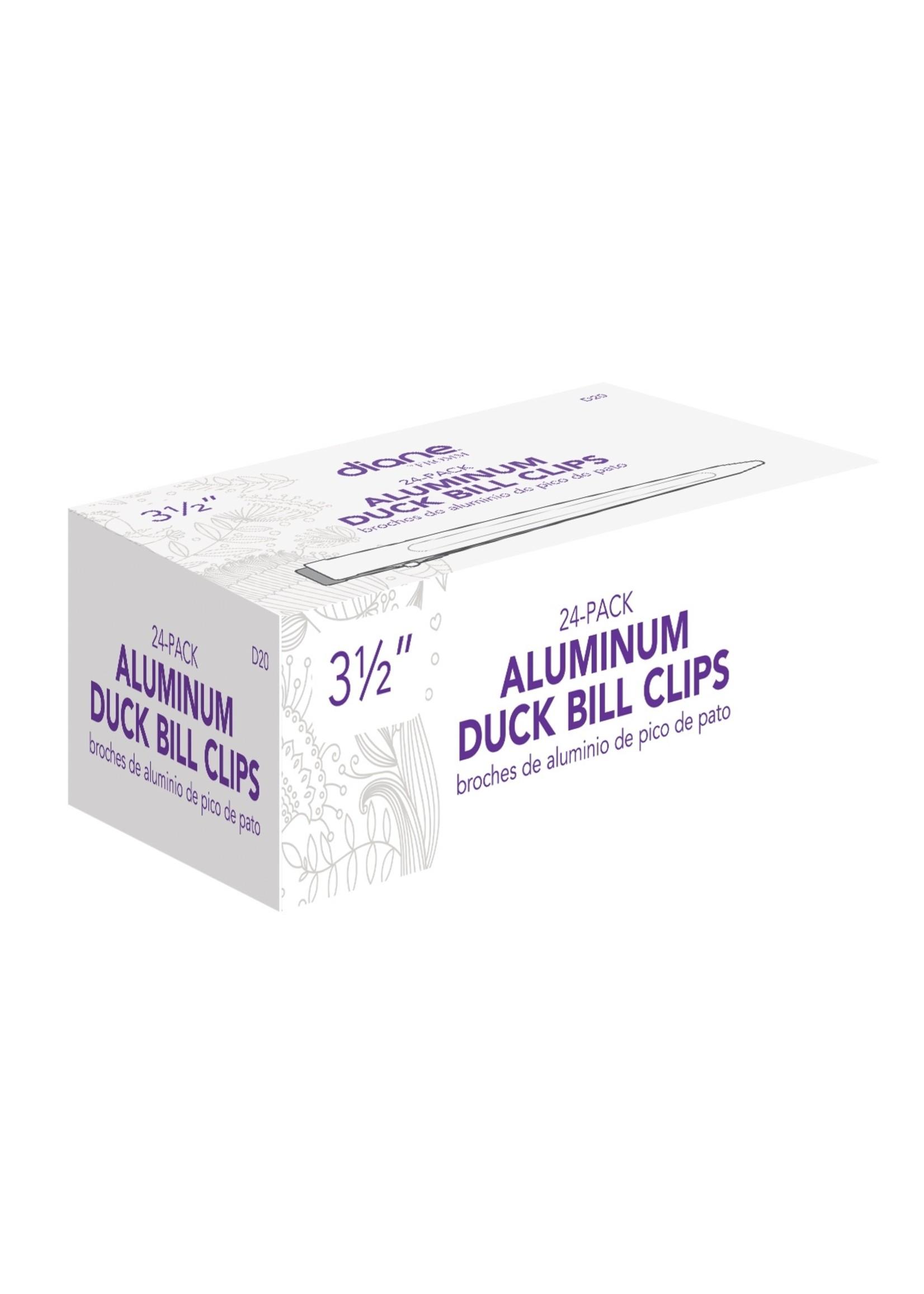 Duck Bill Clips -24pk