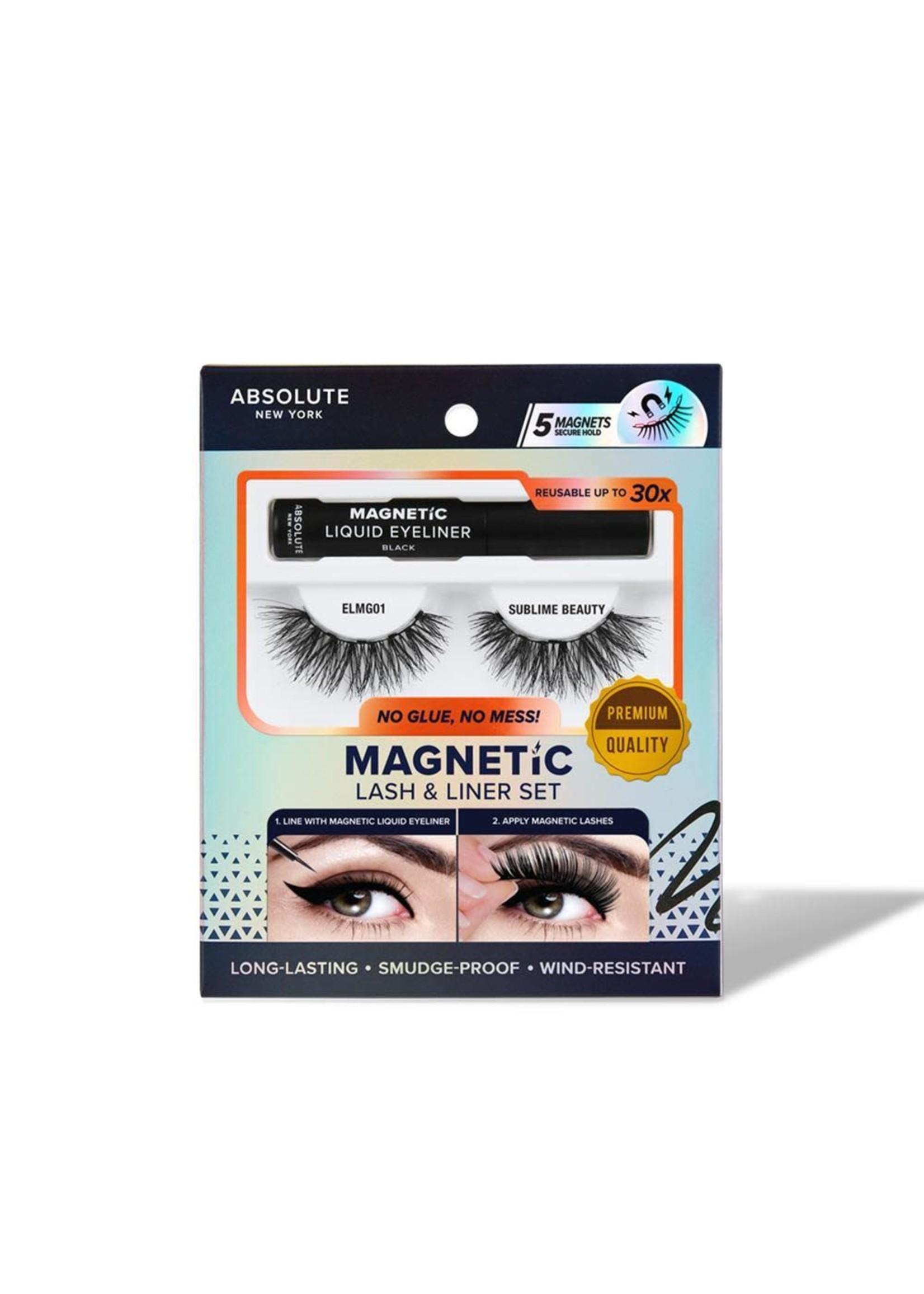 Magnetic Lash & Liner Set