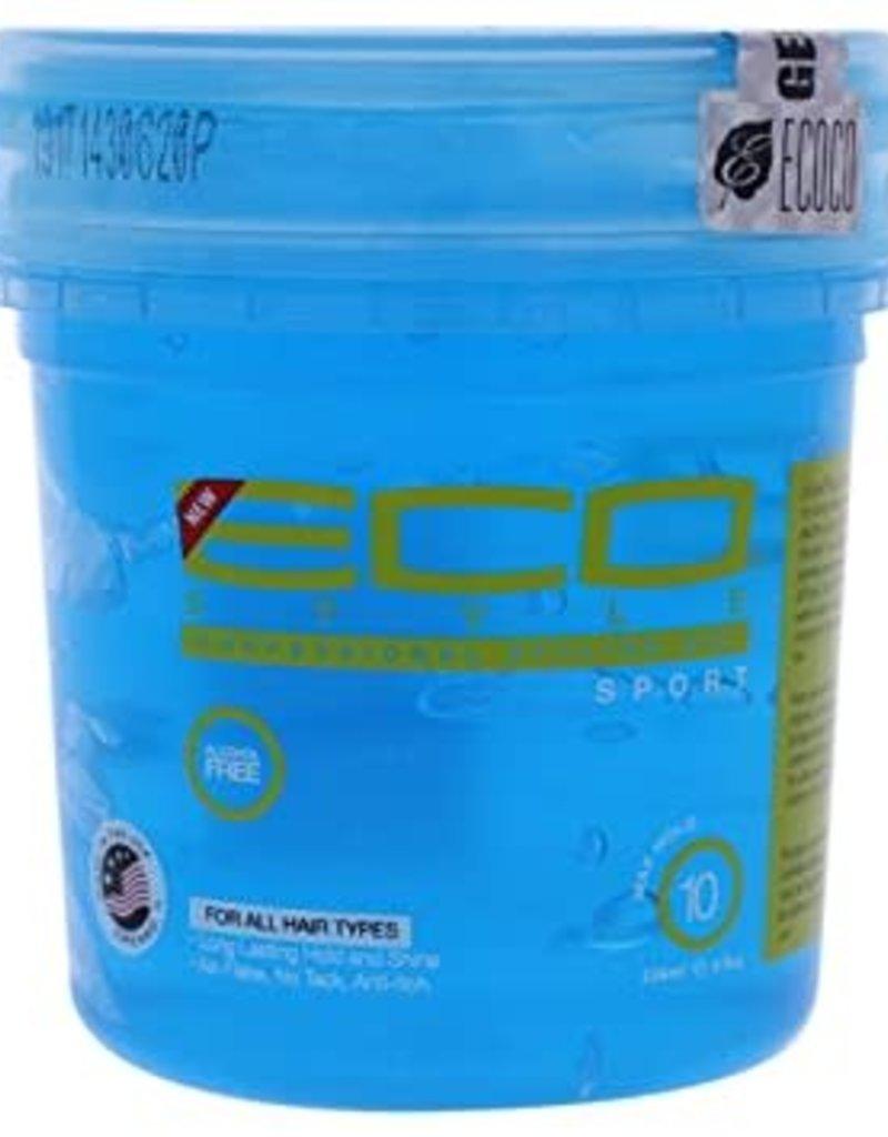 Eco Eco Styling Gel Blue [sport] 8oz
