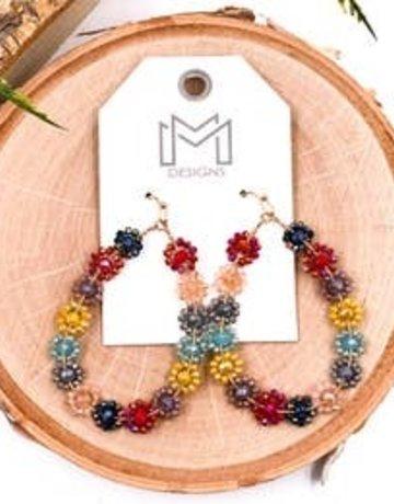 Flowerbud Earrings