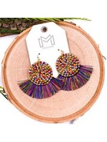 Multi-Spring Earrings