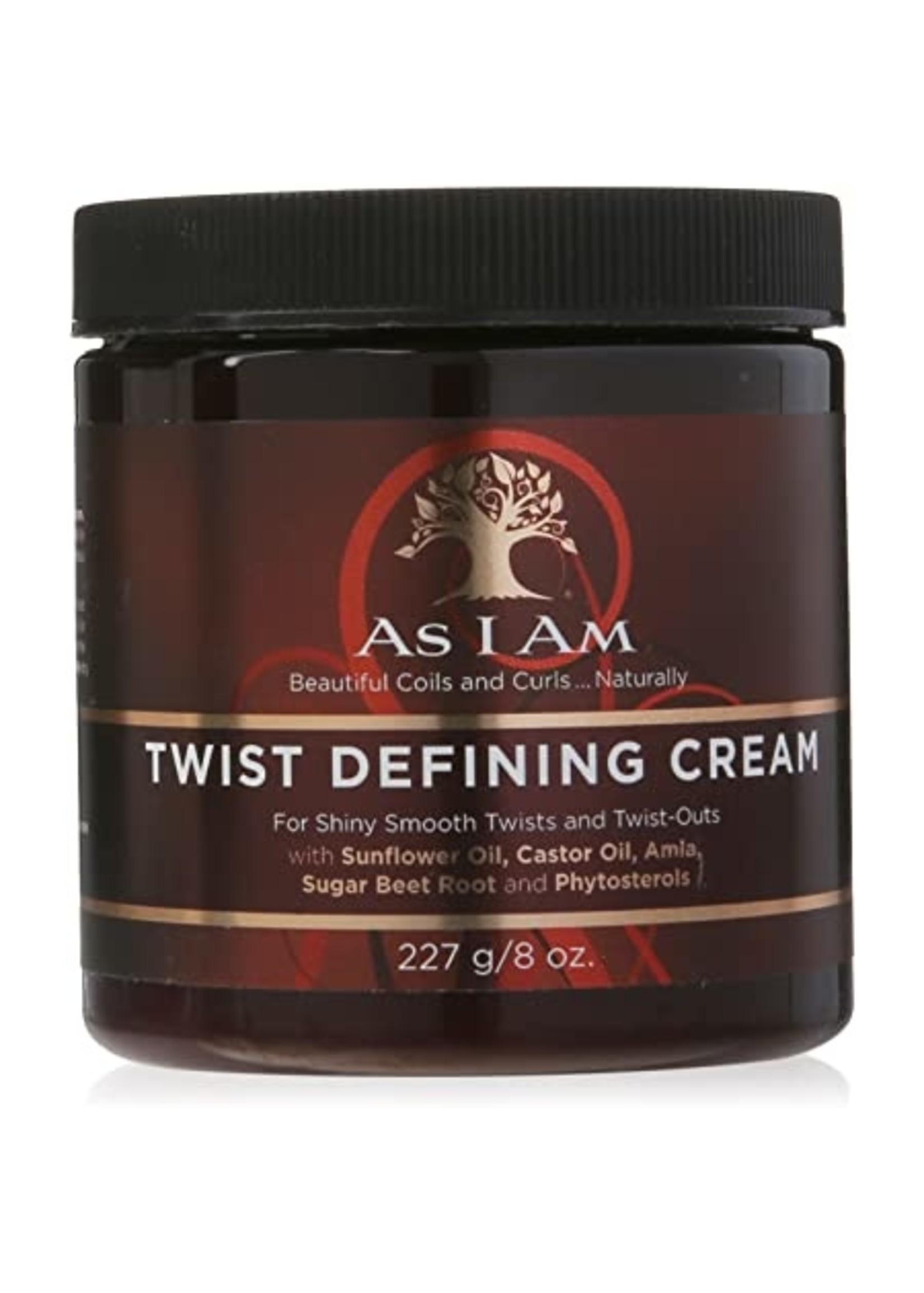 As I AM Twist Definining Cream