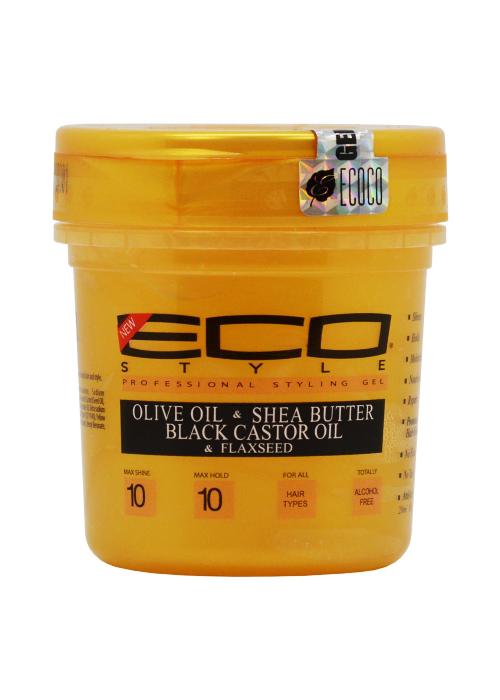 Eco Styling Gel 8oz. Gold